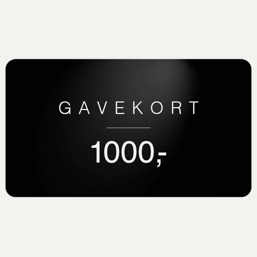1 - Gavekort - Gavekort - 1.000 - 1