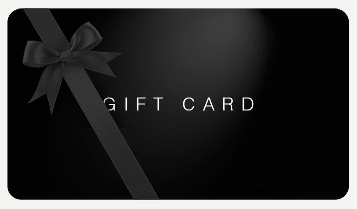 Gift vouchers - Gift vouchers - Black