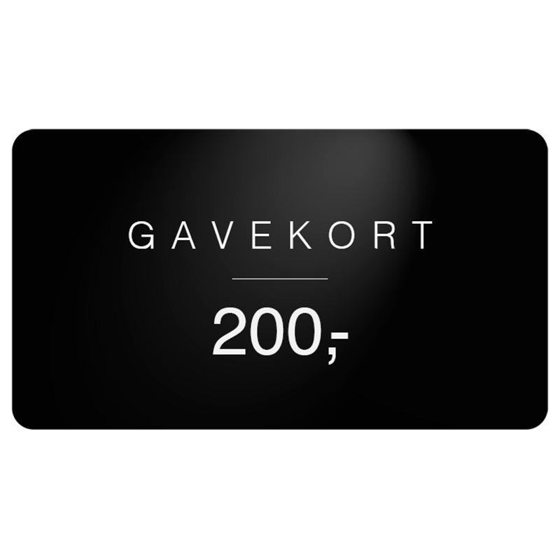 Gavekort Gavekort 200