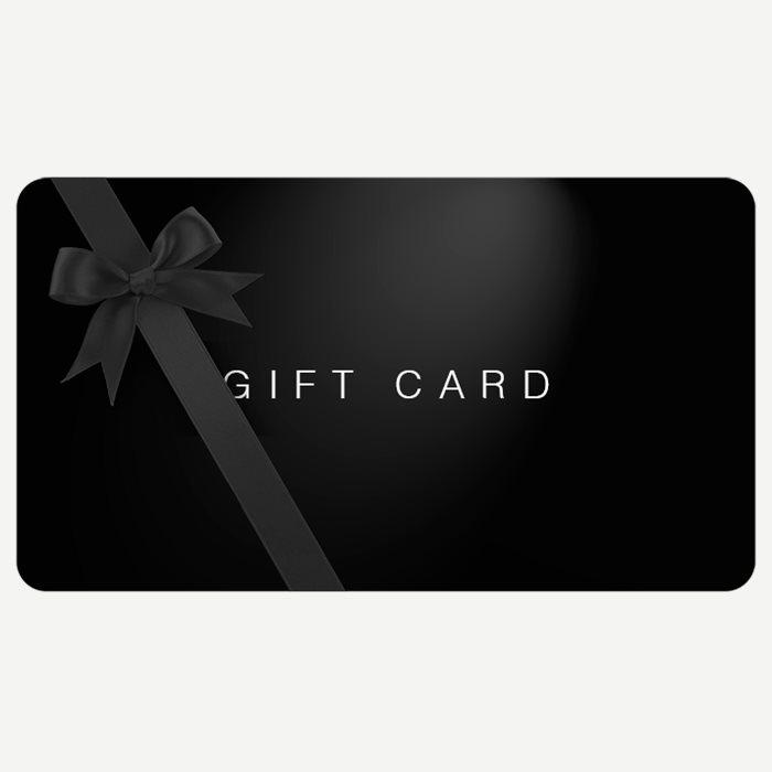 Gift card - Gift vouchers - Black