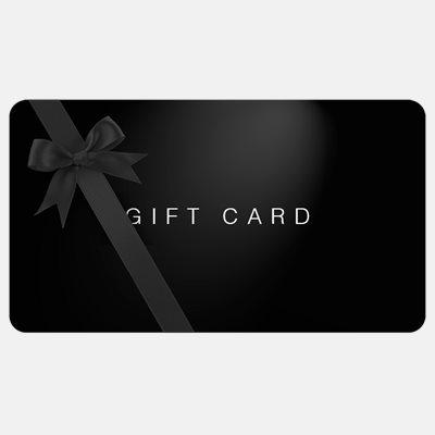 Gift vouchers Gift vouchers | Black