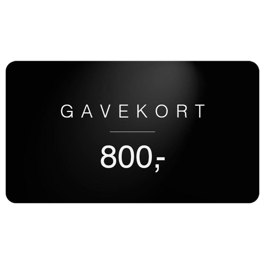1 - Gavekort - Gavekort - 800 - 1