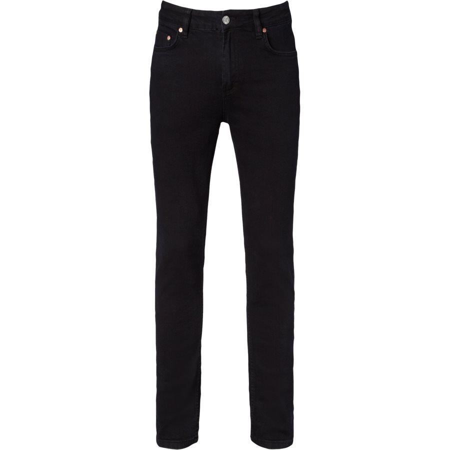 SICKO BLACK - Sicko Black - Jeans - Slim - SORT - 1