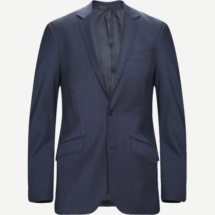 Jose Blazer - Blazer - Regular - Blå