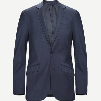 Jose Blazer Regular | Jose Blazer | Blå
