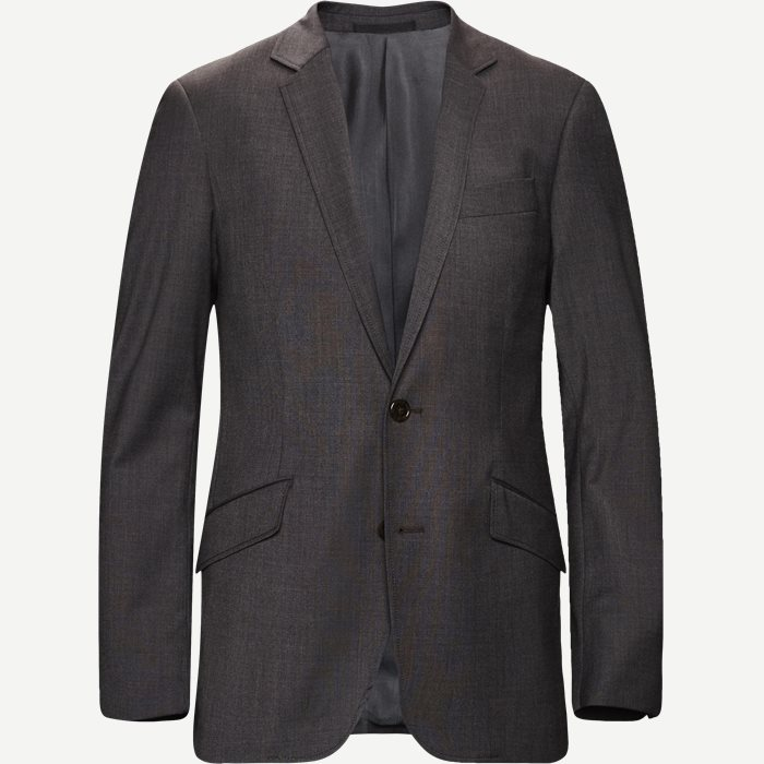 Jose Blazer - Blazer - Regular - Grå
