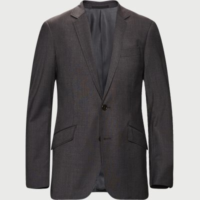 Jose Blazer Regular | Jose Blazer | Grå