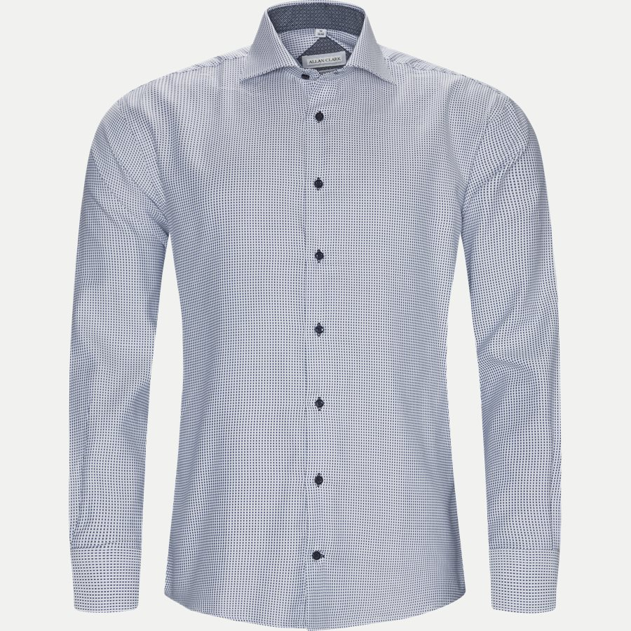 EPSOM - Shirts - Modern fit - BLUE - 1