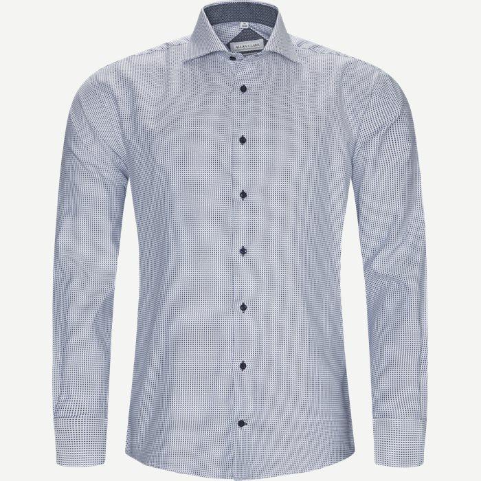Epsom Skjorte - Skjorter - Modern fit - Blå