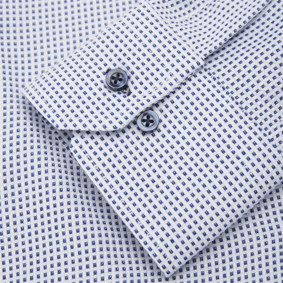 EPSOM - Shirts - Modern fit - BLUE - 4