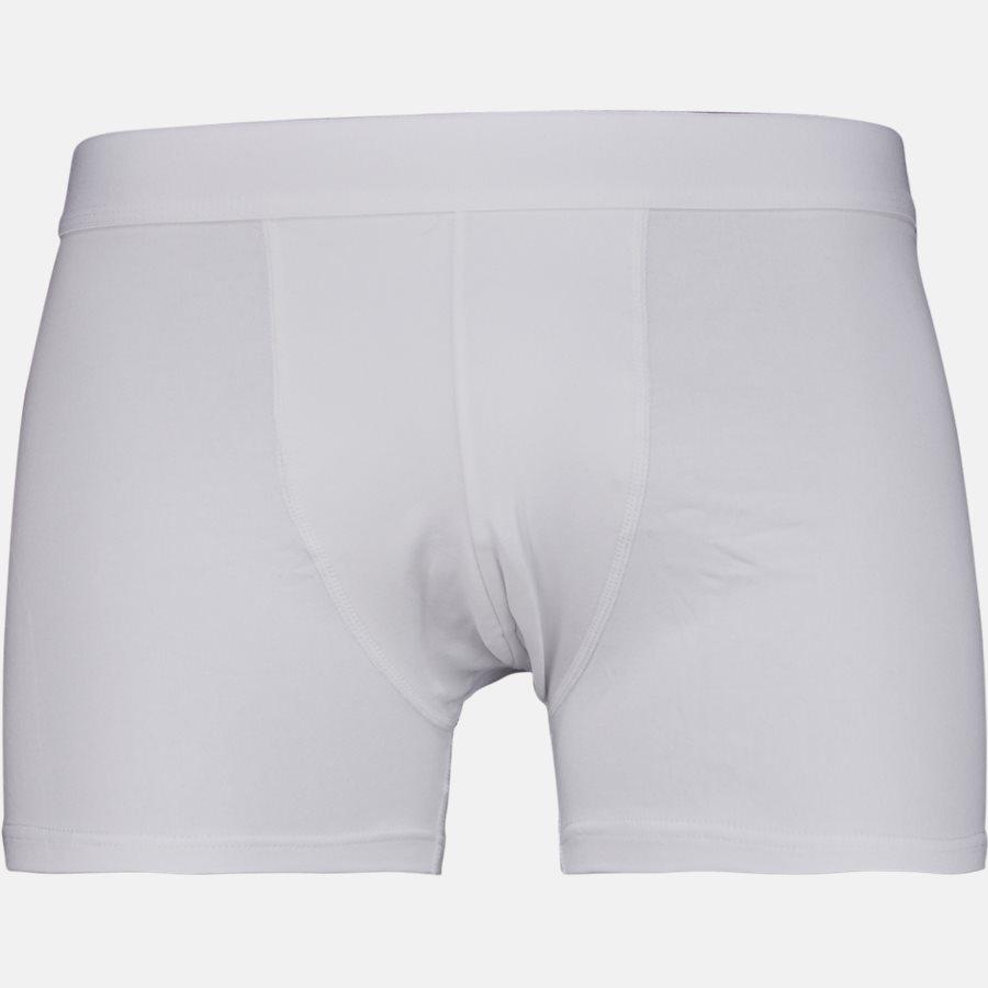 15acd330461 BOXER | Underwear | WHITE