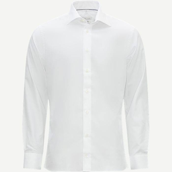 Nania Skjorte - Skjorter - Hvid