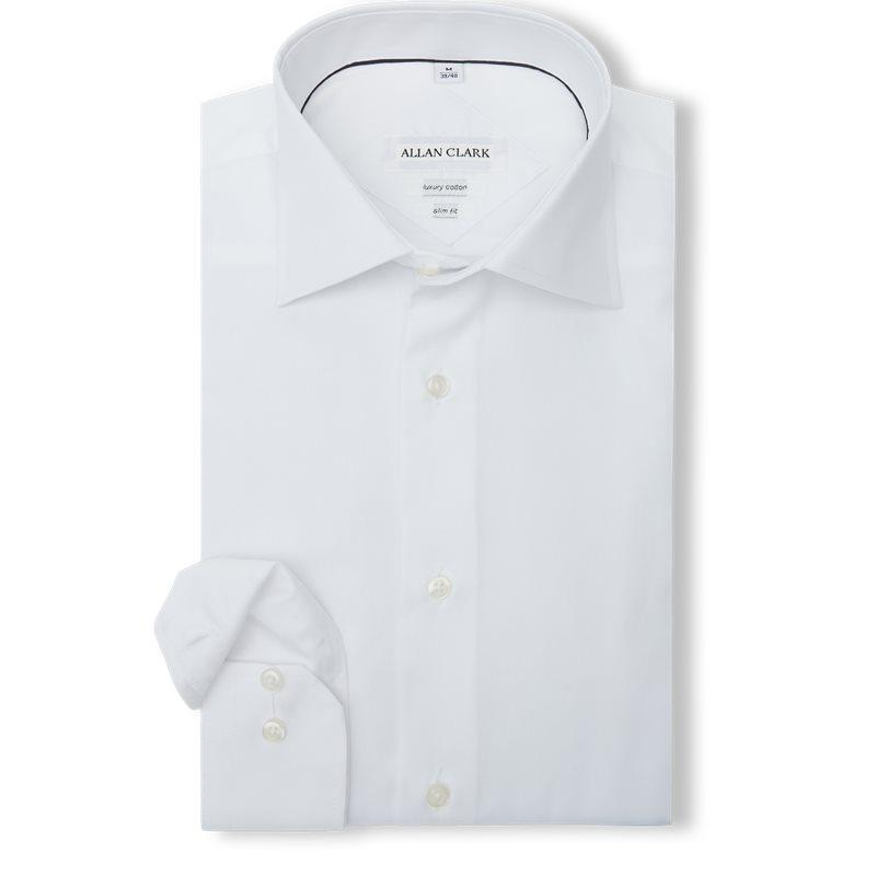 Allan clark - skjorte fra allan clark fra kaufmann.dk