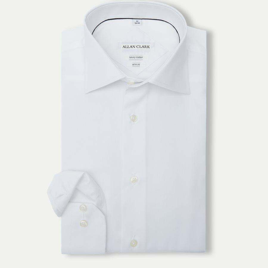 NANIA - Nania Skjorte - Skjorter - WHITE - 1