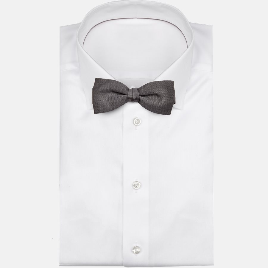 1301 BOW TIES - 1301 BOW TIES Butterfly - Slips - CHARCOAL - 2