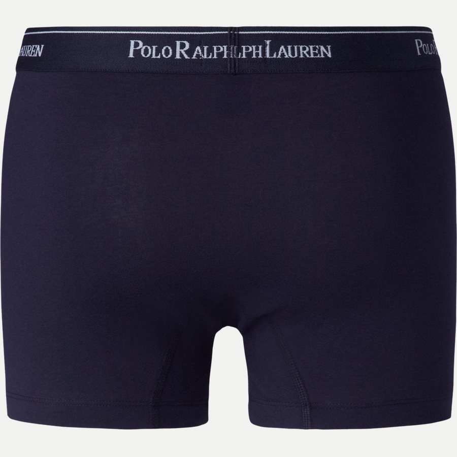 714513424 - 3-pack Classic Cotton Stretch Trunk - Undertøj - Regular - BLUE/NAVY - 4