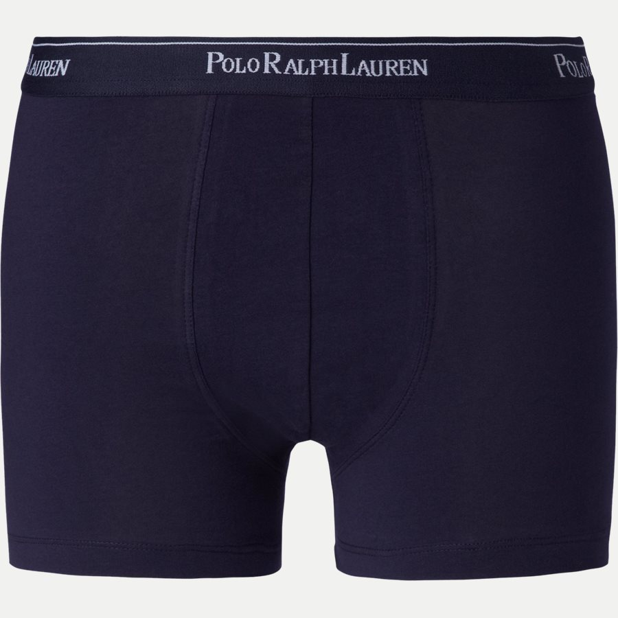 714513424 - 3-pack Classic Cotton Stretch Trunk - Undertøj - Regular - BLUE/NAVY - 5