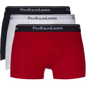 3-pack Classic Cotton Stretch Trunk Regular | 3-pack Classic Cotton Stretch Trunk | Hvid