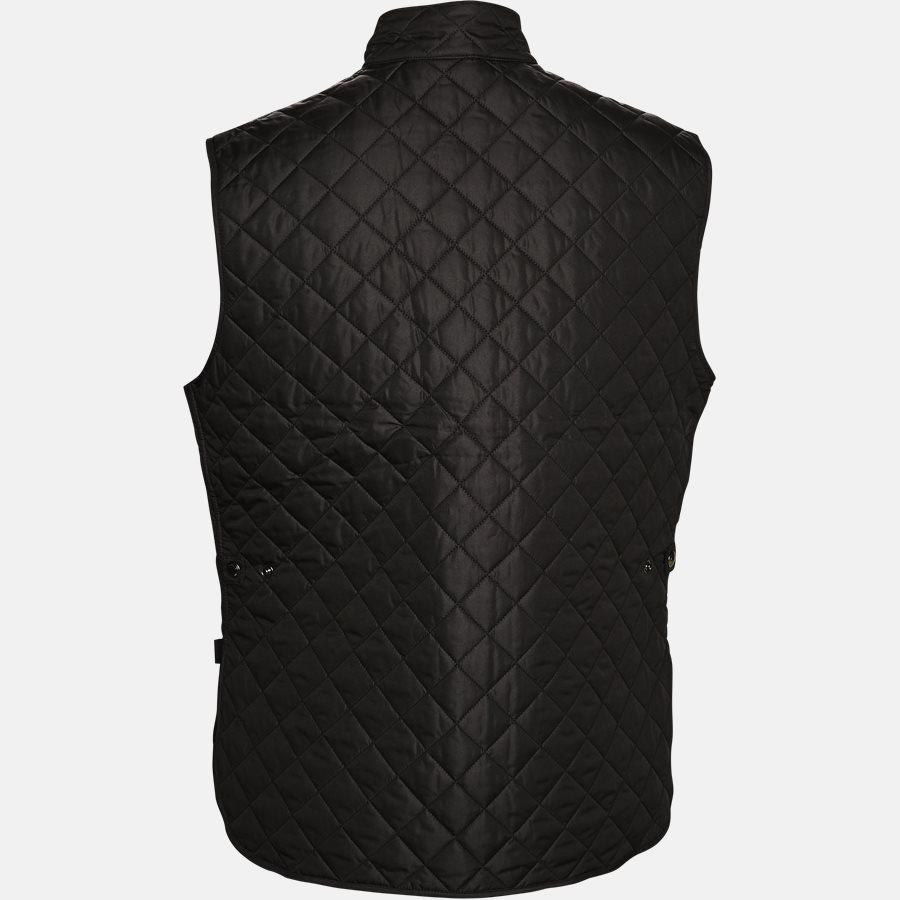 C50N0192 WAISTCOAT - C50N0192 WAISTCOAT vest - Veste - Slim - BLACK - 2