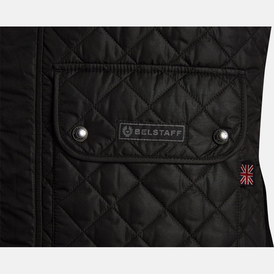 C50N0192 WAISTCOAT - C50N0192 WAISTCOAT vest - Veste - Slim - BLACK - 3