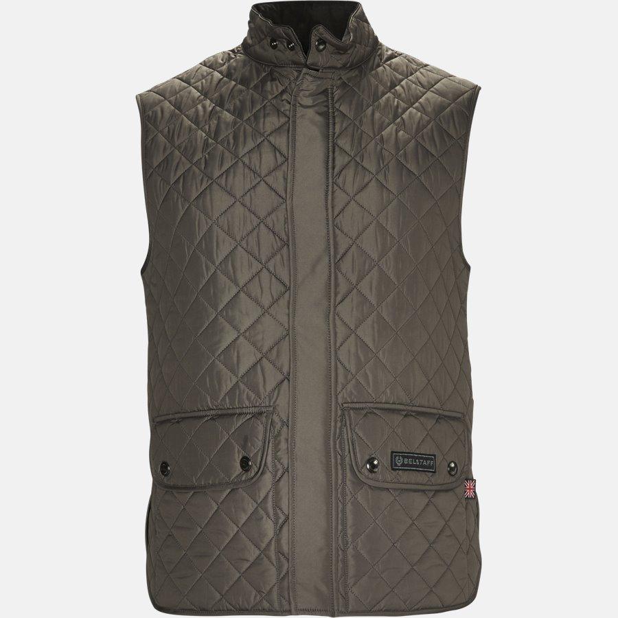 C50N0192 WAISTCOAT - C50N0192 WAISTCOAT vest - Veste - Slim - L.GREY - 1