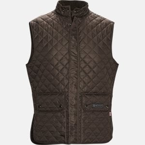 C50N0192 WAISTCOAT vest Slim | C50N0192 WAISTCOAT vest | Brun