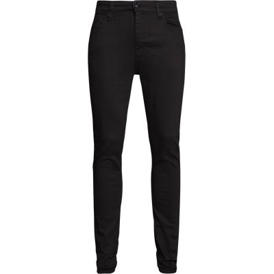 Night Sicko Black Jeans Slim | Night Sicko Black Jeans | Sort