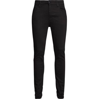 Night Sicko Black Jeans Slim | Night Sicko Black Jeans | Sort
