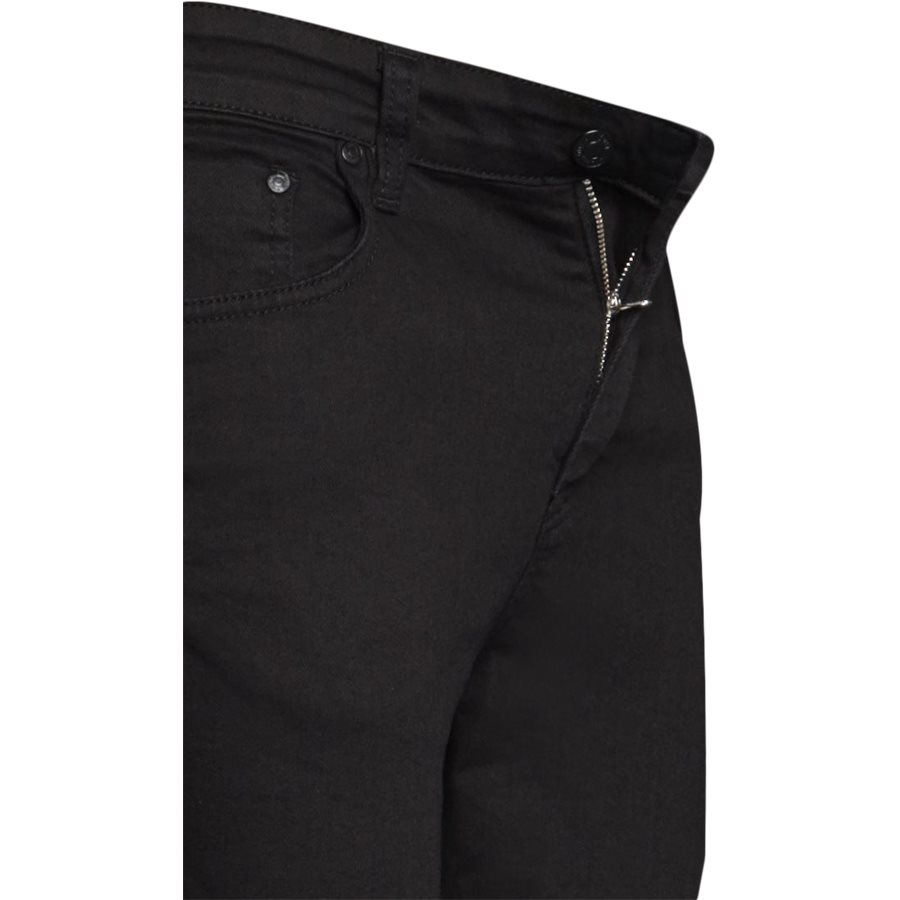NIGHT SICKO BLACK - Night Sicko Black Jeans - Jeans - Slim - SORT - 3
