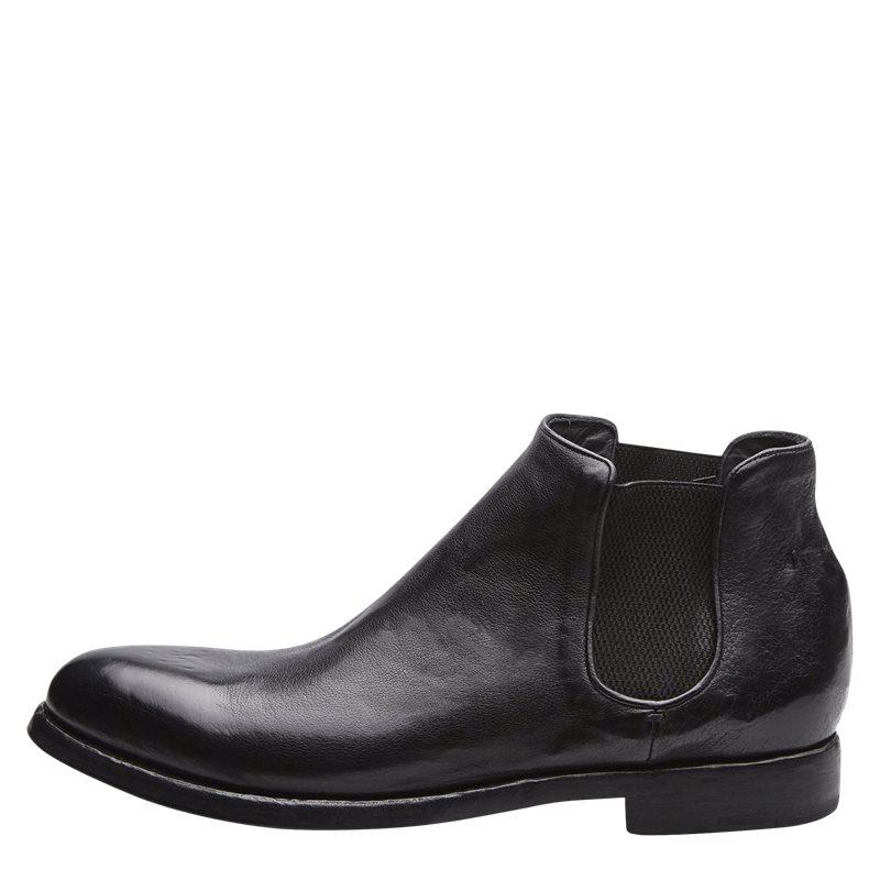 alberto fasciani Alberto fasciani cheope 628  sko black fra axel.dk