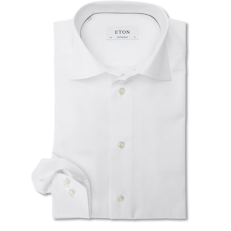 Eton - Signature Twill Dress Skjorte