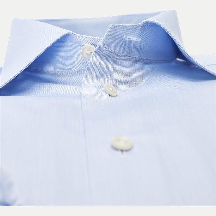 3000 79511 SLIM - 3000 Signature Twill Dress Skjorte - Skjorter - Slim - BLÅ - 3
