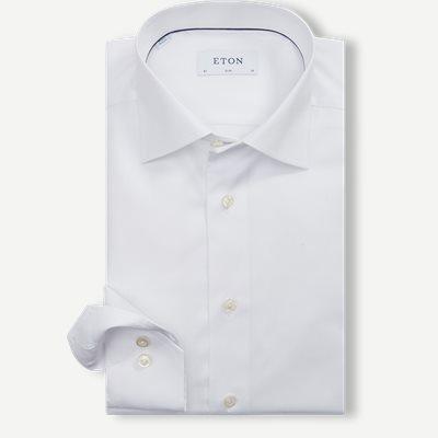 Slim | Hemden | Weiß