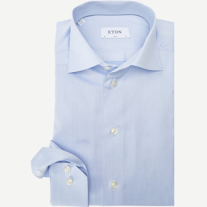 Shirts - Slim - Blue