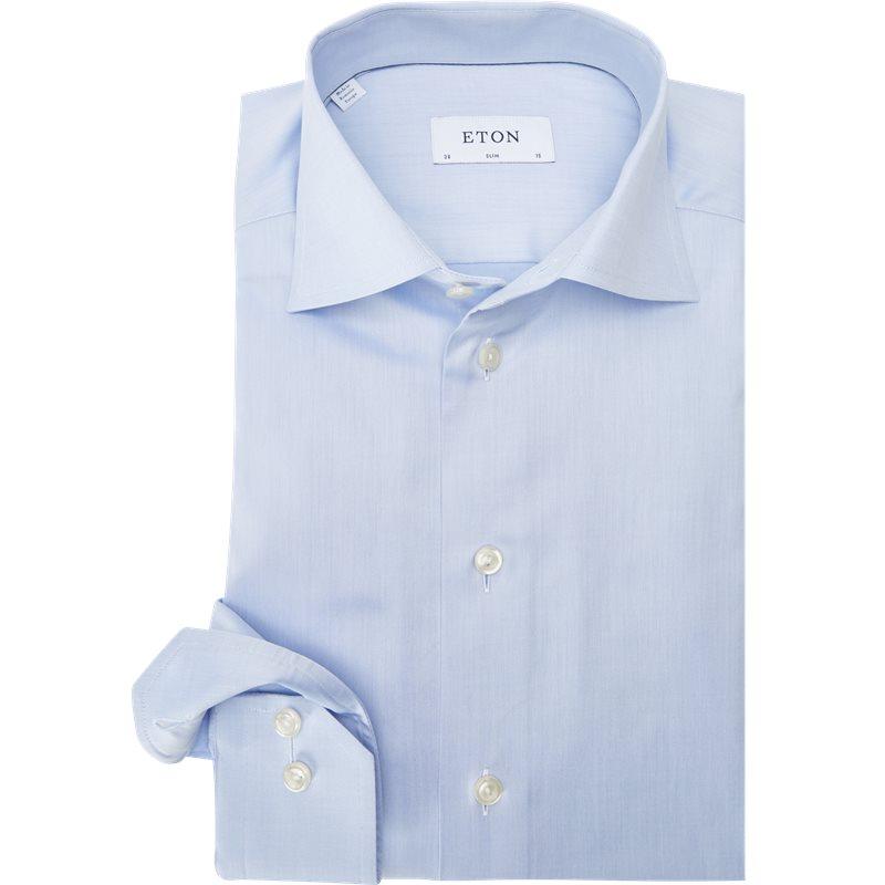 eton Eton - 3000 signature twill dress skjorte på kaufmann.dk