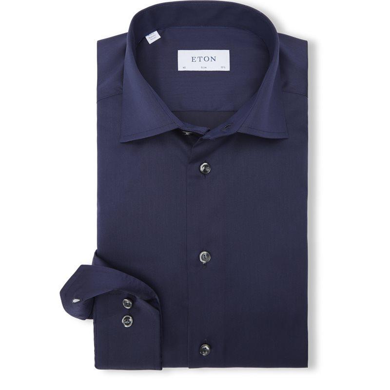 eton Eton - 3000 signature twill dress skjorte fra kaufmann.dk