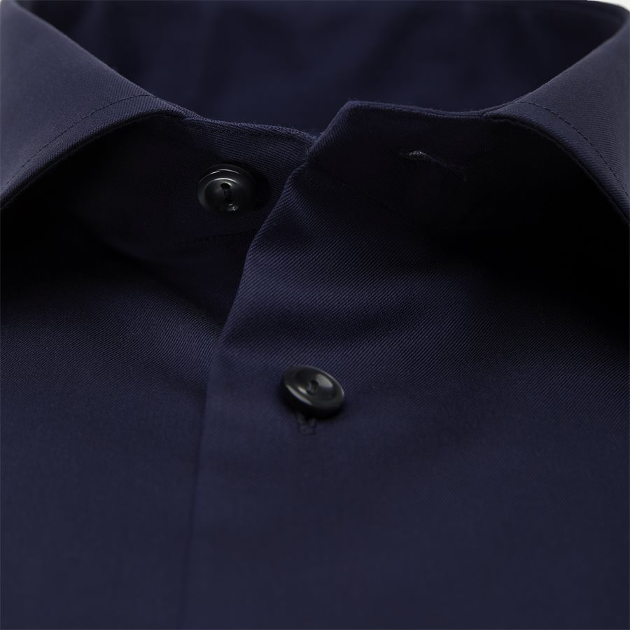 3000 79511 SLIM - 3000 Signature Twill Dress Skjorte - Skjorter - Slim - NAVY - 3