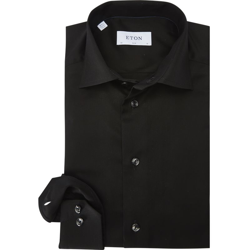Eton - Signature Twill Dress Skjorte