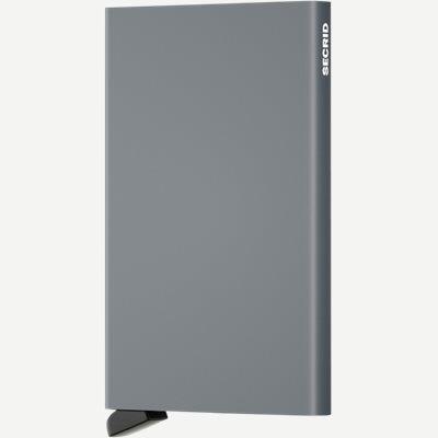 Aluminiums Cardprotector Aluminiums Cardprotector | Titanium