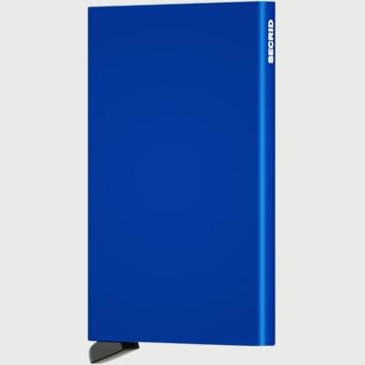 Aluminiums Cardprotector Aluminiums Cardprotector | Blå