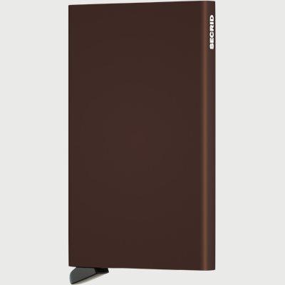 Aluminiums Cardprotector Aluminiums Cardprotector | Brun