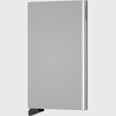 Aluminiums Cardprotector Aluminiums Cardprotector | Silver