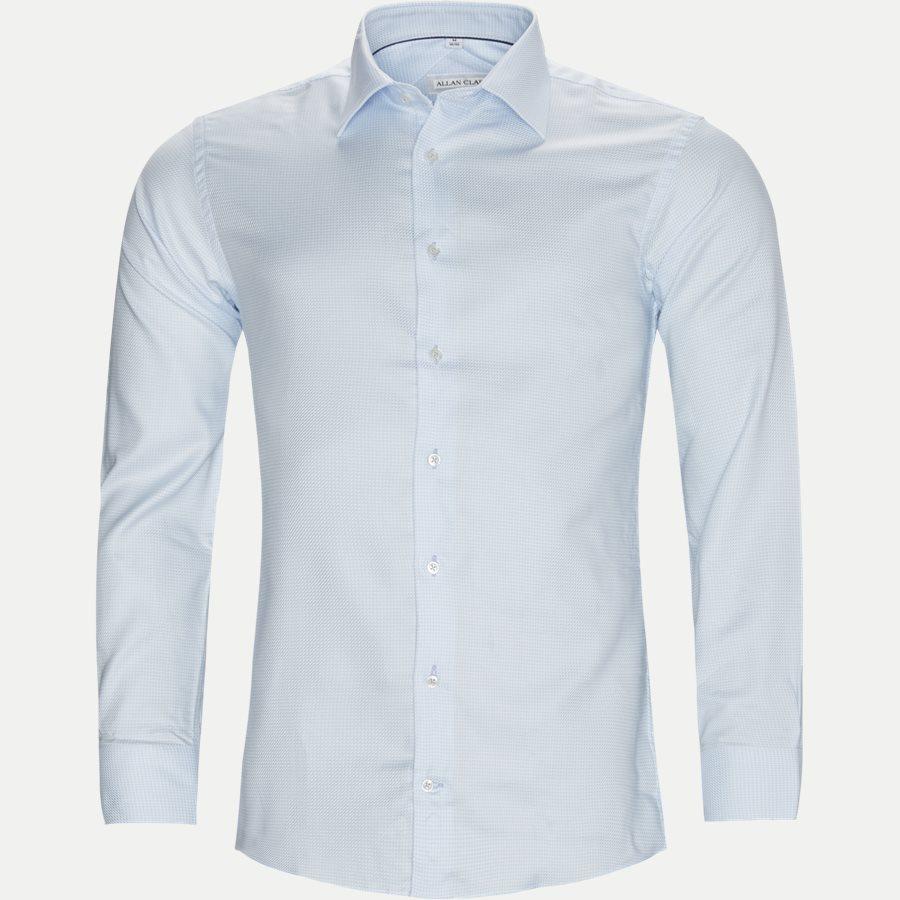 ELIAS - Elias Shirt - Skjorter - Modern fit - L.BLUE - 1