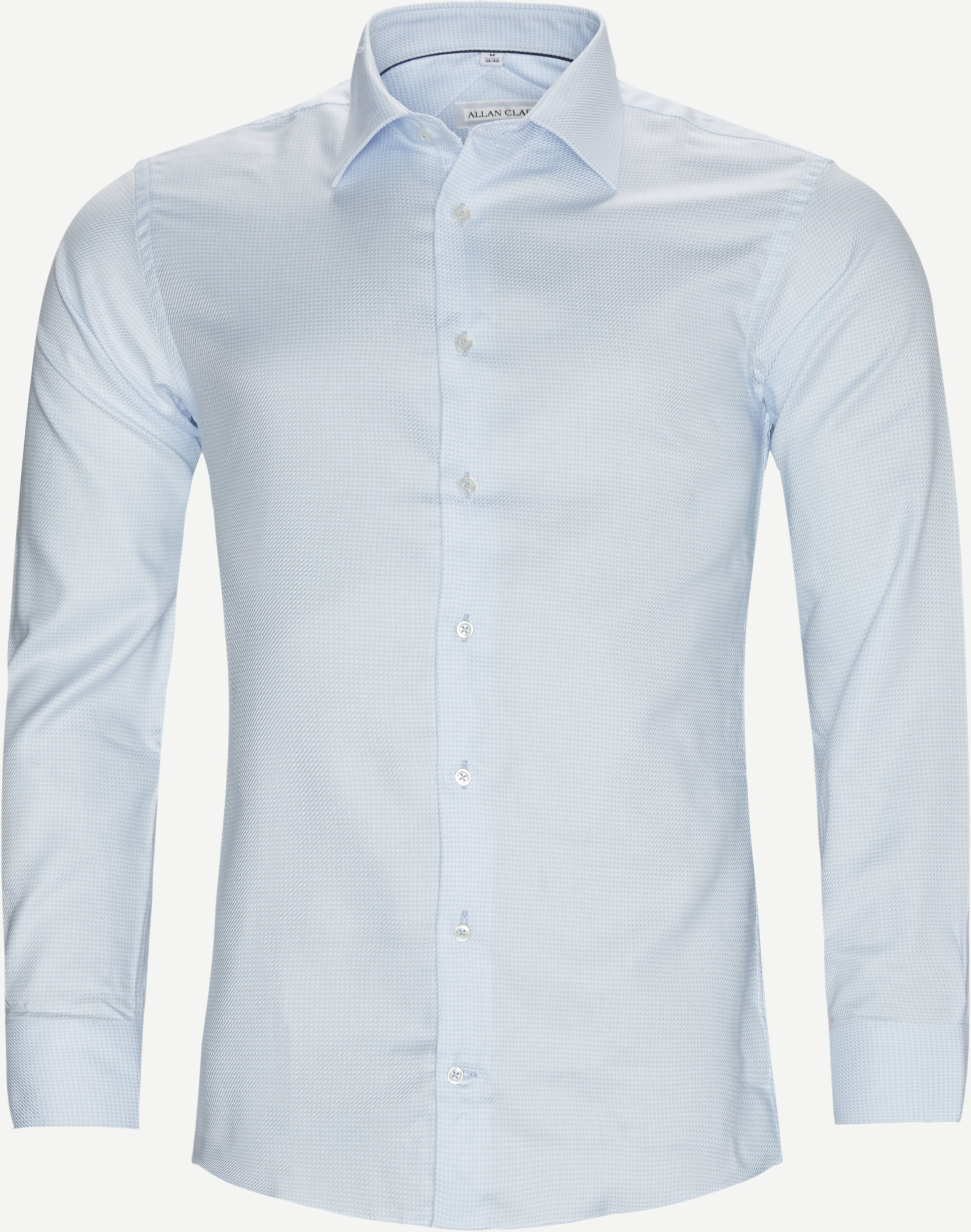 Mens Elias Shirt - Shirts - Blue