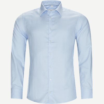 Elias Shirt Modern fit | Elias Shirt | Blå