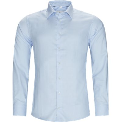 Elias Shirt Modern fit | Elias Shirt | Blå
