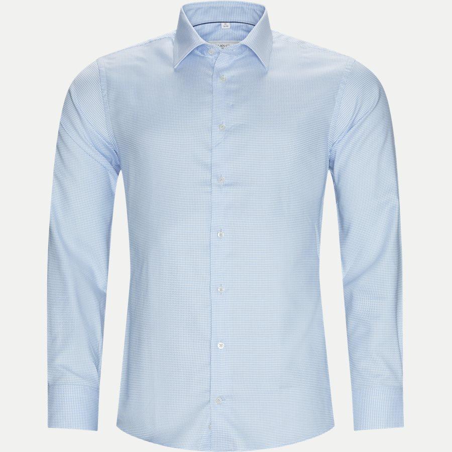 ELIAS - Elias Shirt - Skjorter - Modern fit - L.BLUE - 3
