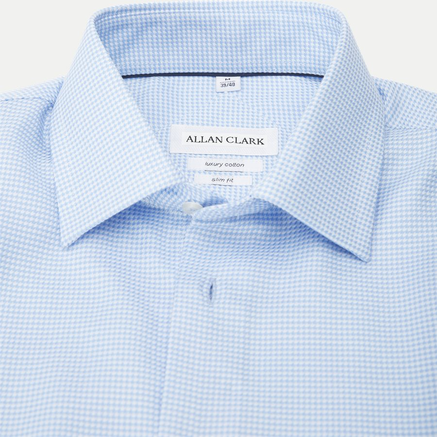 ELIAS - Elias Skjorte - Skjorter - L.BLUE - 3