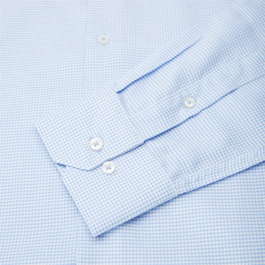 ELIAS - Elias Shirt - Skjorter - Modern fit - L.BLUE - 7