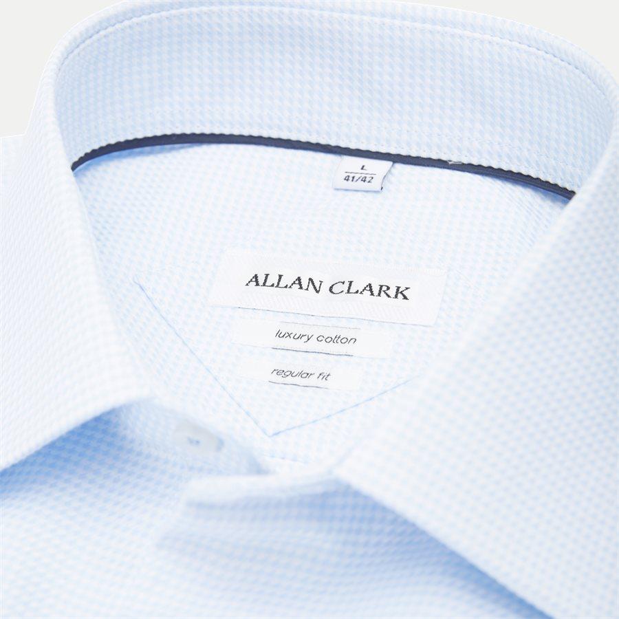 ELIAS - Elias Skjorte - Skjorter - L.BLUE - 10